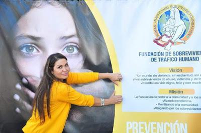 Recientemente se celebró  en Southern California Edison el simposio sobre abuso de Mujeres Latinas y Trafico Sexual