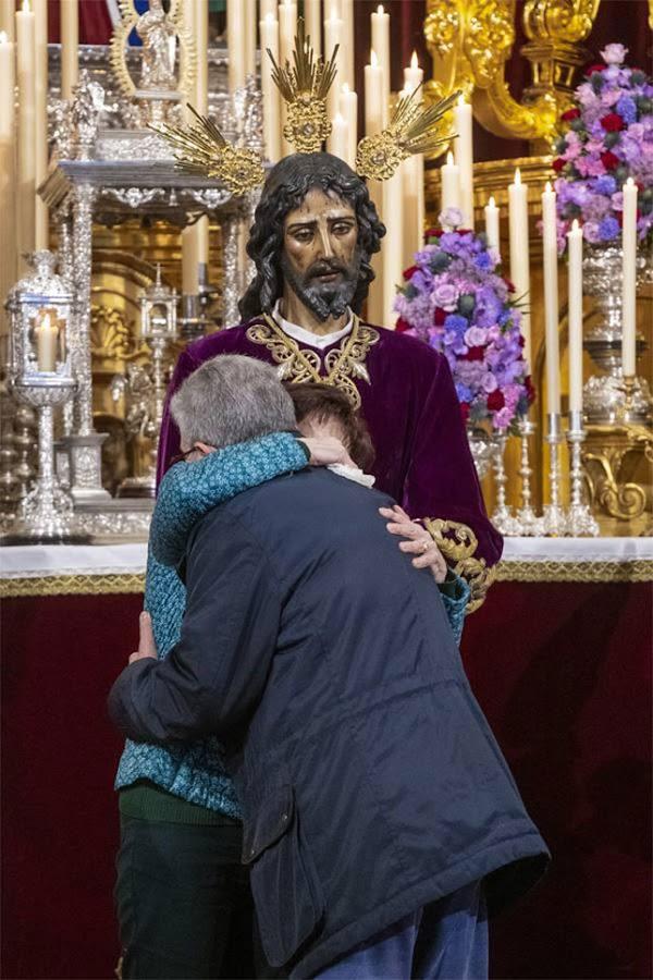 Santa Genoveva estudia realizar una misión evangelizadora en el Polígono Sur