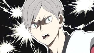 ハイキュー!! アニメ4期 音駒高校 『灰羽リエーフ(CV.石井マーク)』    Lev Haibai   HAIKYU!! Season4 NEKOMA   Hello Anime !