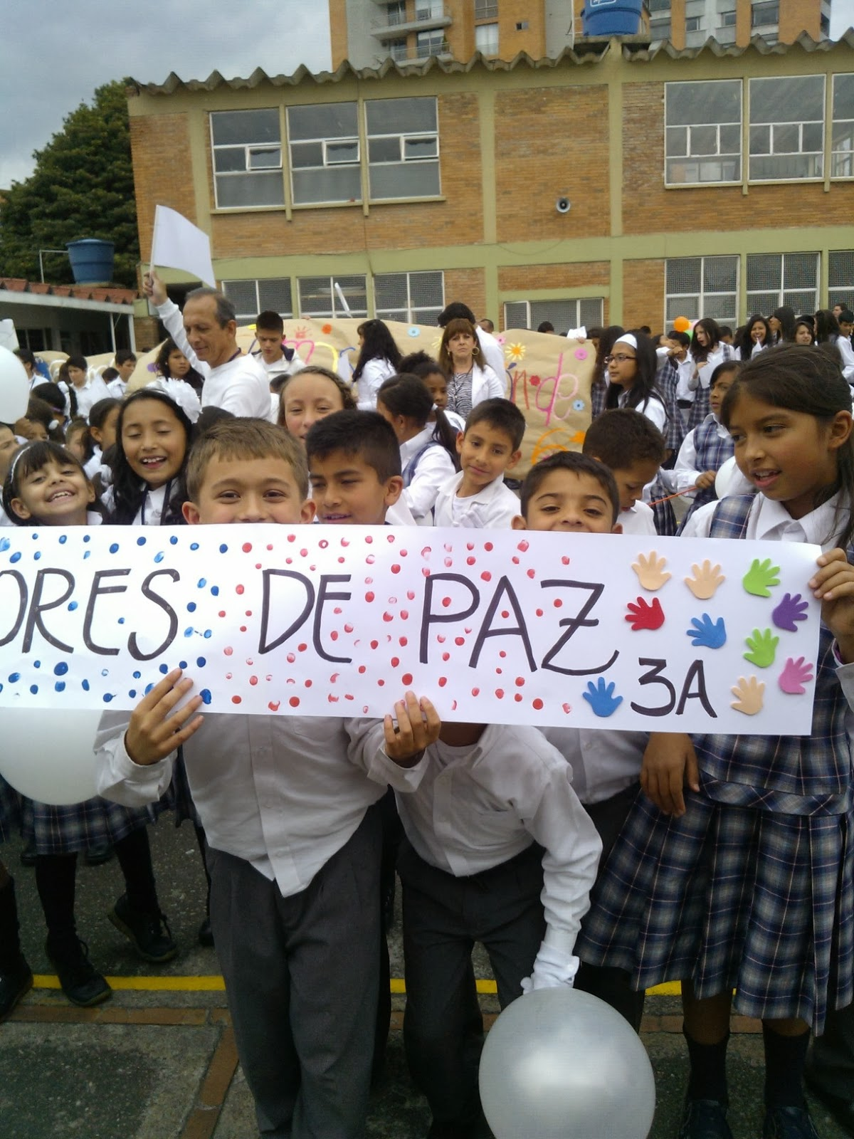Science Liceo Colombia November