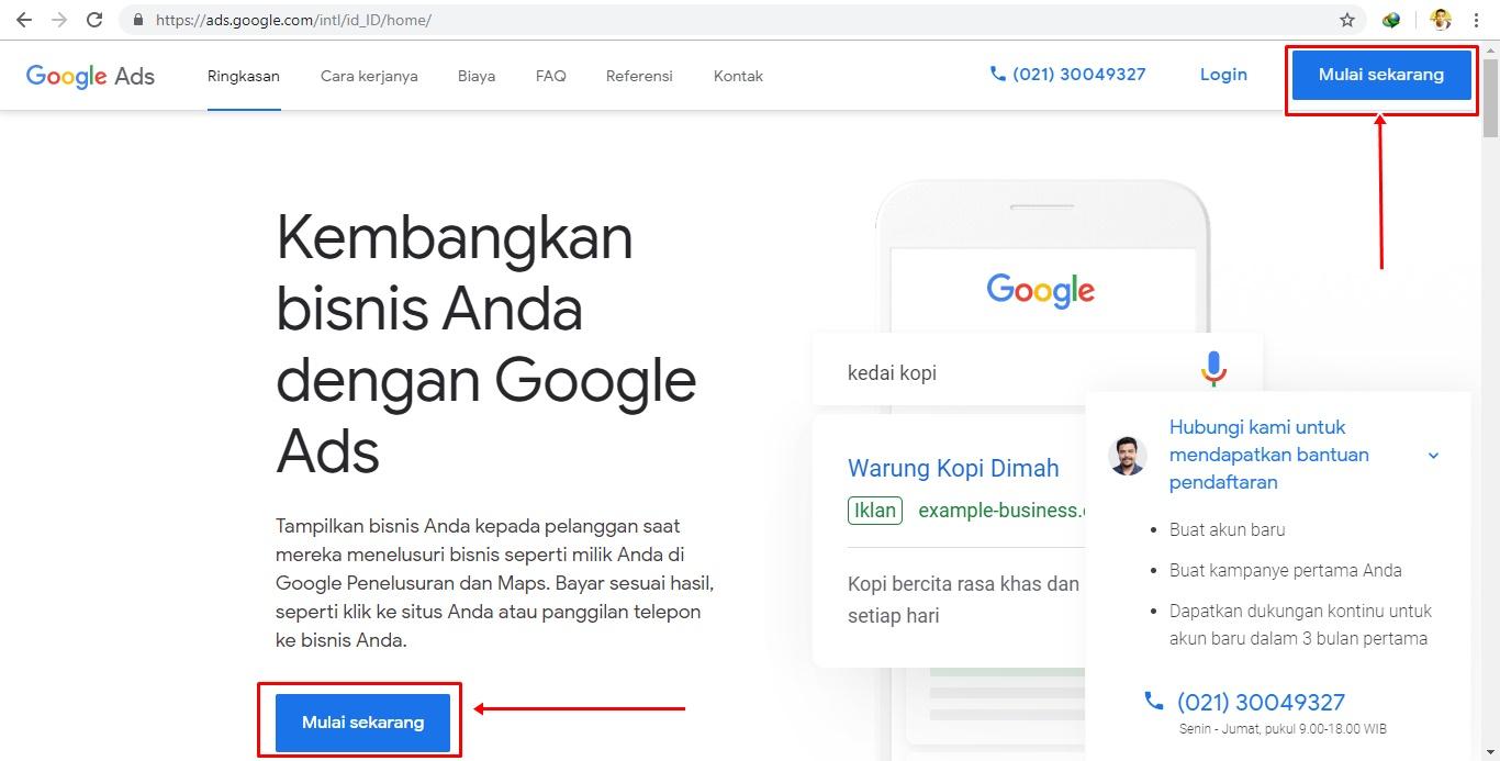 Cara Memasang Iklan Di Google Melalui Google Ads Berbagi Ilmu