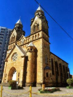 Catedral Nossa Senhora dos Prazeres, em Lages