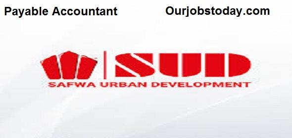 Payable Accountant  in Safwa Urban Development (SUD) is an Egyptian company