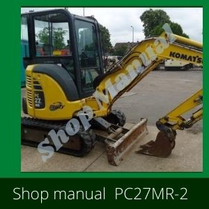 Shop Manual pc30mr-2 pc40mr-2 pc50mr-2