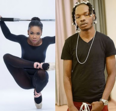 Kaffy, the dance queen strongly condemns Naira Marley's new dance and he reacts