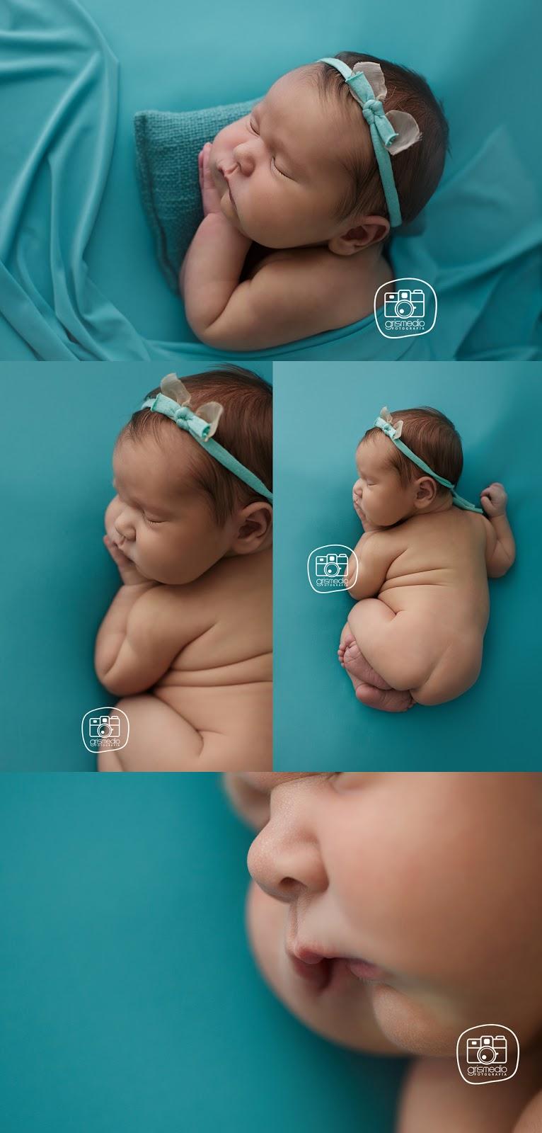 fotografia recien nacido newborn Zaragoza