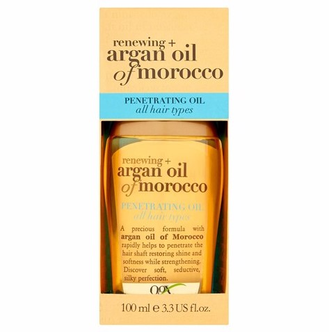 tinh dau duong toc OGX Argan Oil of Morocco Penetrating Oil
