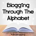 Blogging Through the Alphabet logo