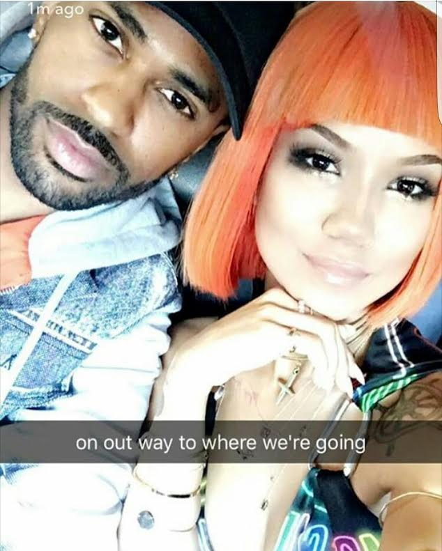 big sean and jhene aiko dating Jhené aiko in 2018: is she married or dating a new  jhene aiko is a 29-year-old  she has been going out with american rapper big sean aiko has a daughter .