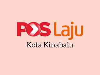 Pos Laju Kota Kinabalu