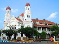 6 tempat menarik di Kota Semarang yang harus Anda kunjungi