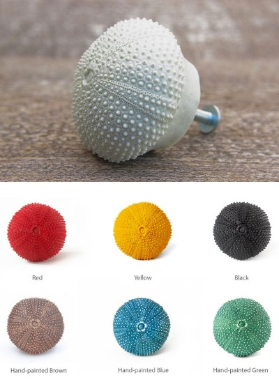 Sea Urchin Knobs