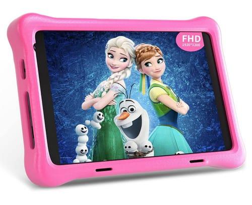 Hyjoy 8 inch IPS FHD Display Kids Tablet