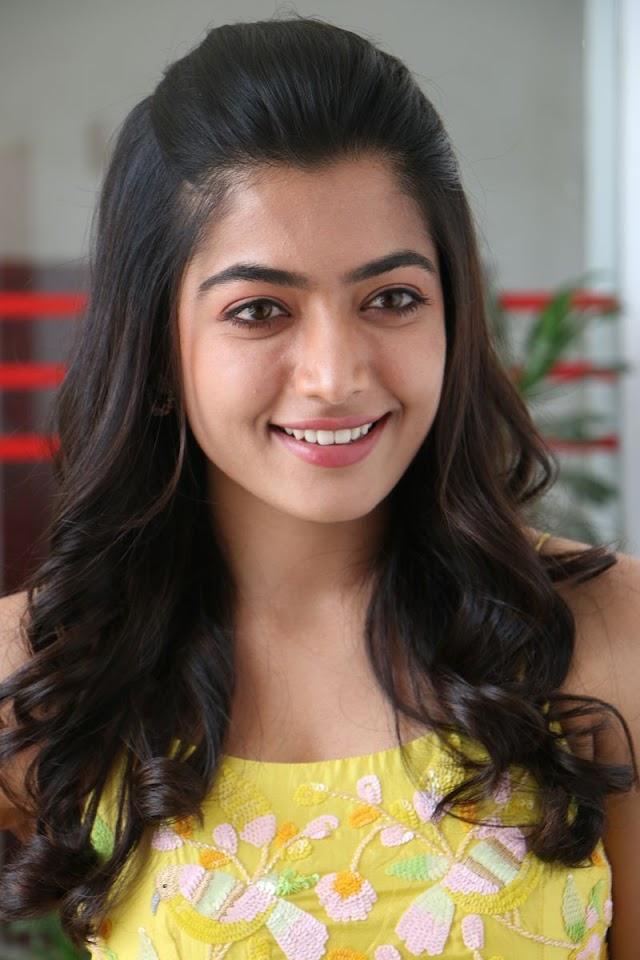 Actress Rashmika Mandanna Latest Photos - 2