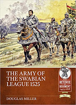 The Army of the Swabian League 1525