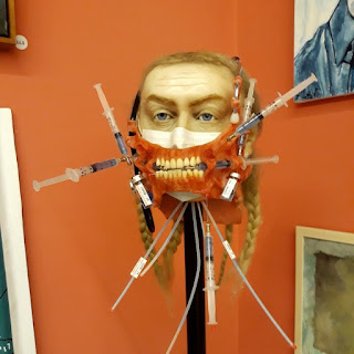 Mask art - Home Is Where The Art Is - Zeitz MOCAA