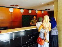 Irfan' Room Weekend Bersama Keluarga Di Labersa Hotel