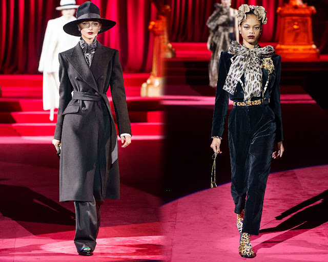 Dolce & Gabbana осень-зима 2019/2020 1
