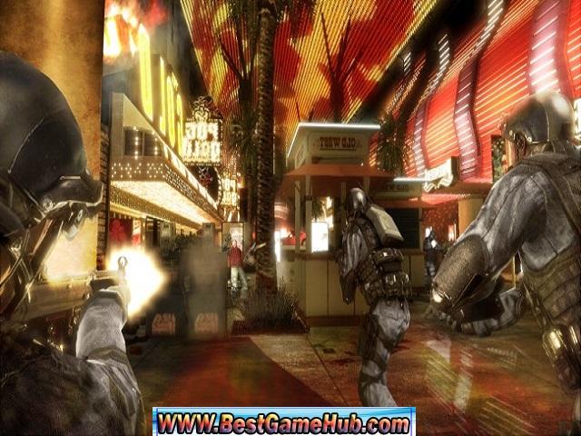 Tom Clancys Rainbow Six Vegas Torrent Games Free Download