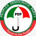 No need for any legal action DAMISHI SANGO remains the authentic PDP party chairman in plateau