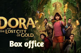 Dora-and-the-lost-city-of-gold-Box-office