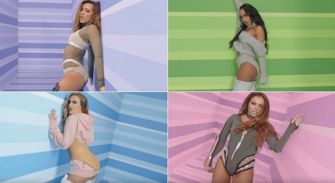 Little Mix bate recorde com Videoclipe mais assistido no Reino Unido