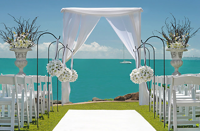 Wedding Venues Sunshine Coast Qld Coral Seas Beach Resort