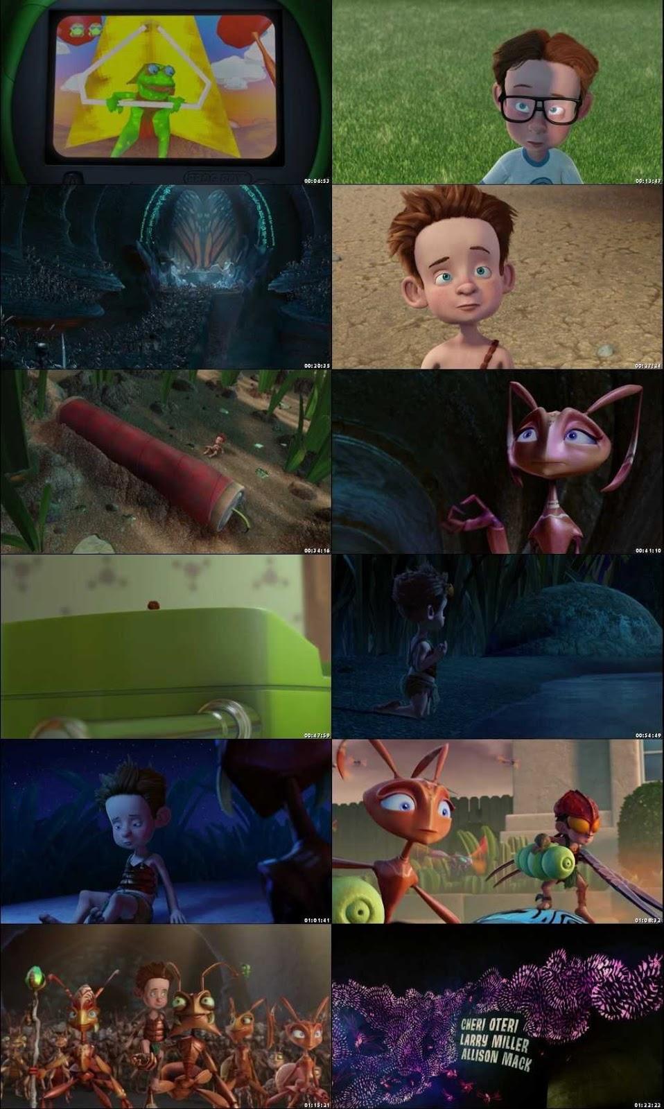 The Ant Bully 2006 Screenshots