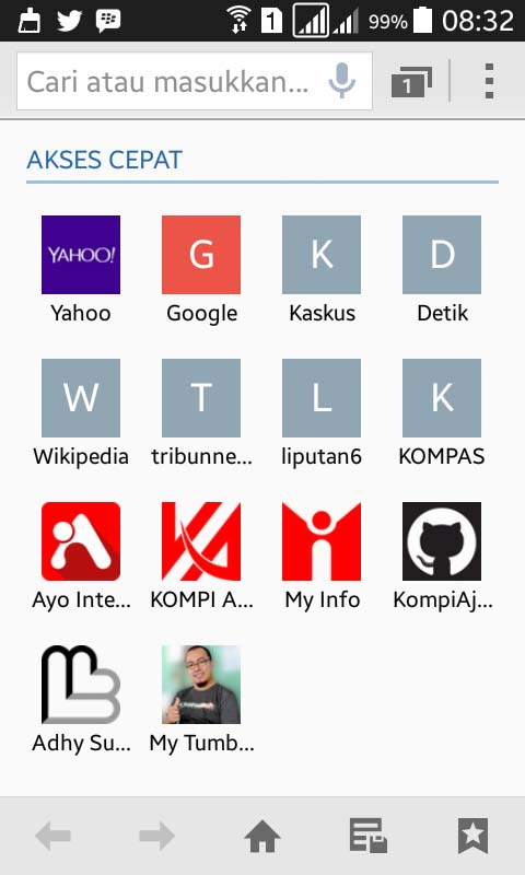 Favicon Icon Blog Tampil Bagus Di Smartphone