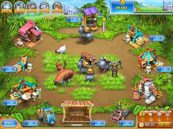 تحميل لعبة farm frenzy 2 كاملة مع الكراك