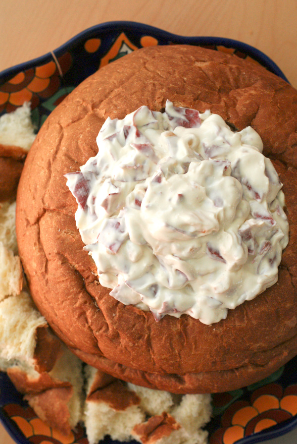 Chipped Beef and Onion Dip