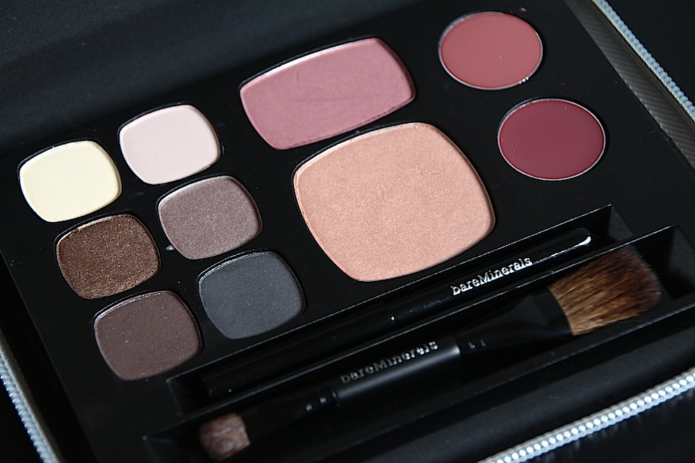 bareminerals perfect ten palette noel 2013