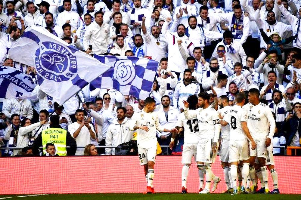 نتيجة مباراة ريال مدريد وليفانتي بتاريخ 14-09-2019 الدوري الاسباني