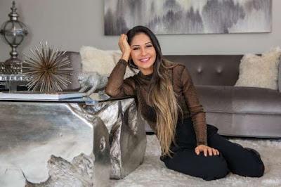 Mayra Cardi anunciou neste fim de semana um novo projeto