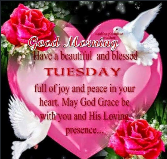Happy good morning Tuesday blessings images