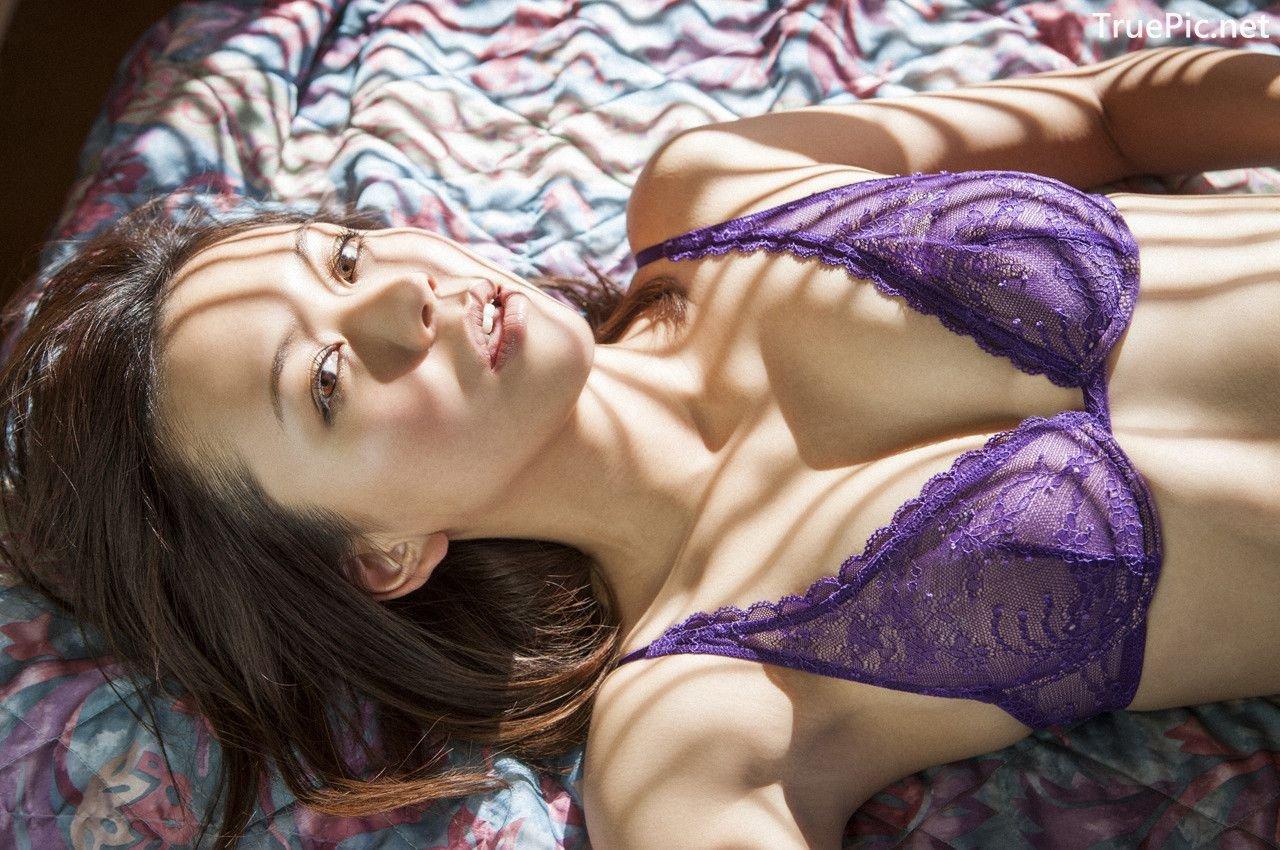 Image-Japanese-Actress-And-Model-Yuka-Konan-Hot-Beauty-Of-Angel-TruePic.net- Picture-8