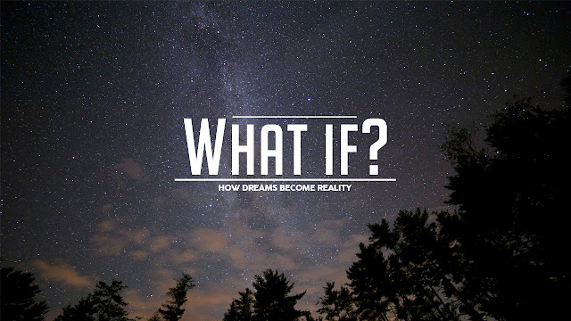 "Are You Driven by ""What If"" or Held Back by ""Yeah But""?"