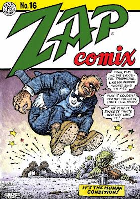 Zap Comix No. 16