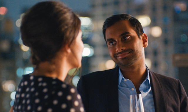 """The """"bad date with Aziz Ansari"""" clusterfark"""