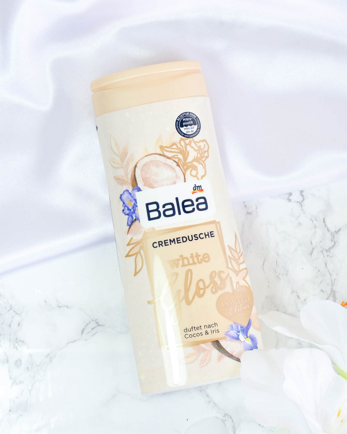 December Blogger Mail (New In #45) Balea White Gloss