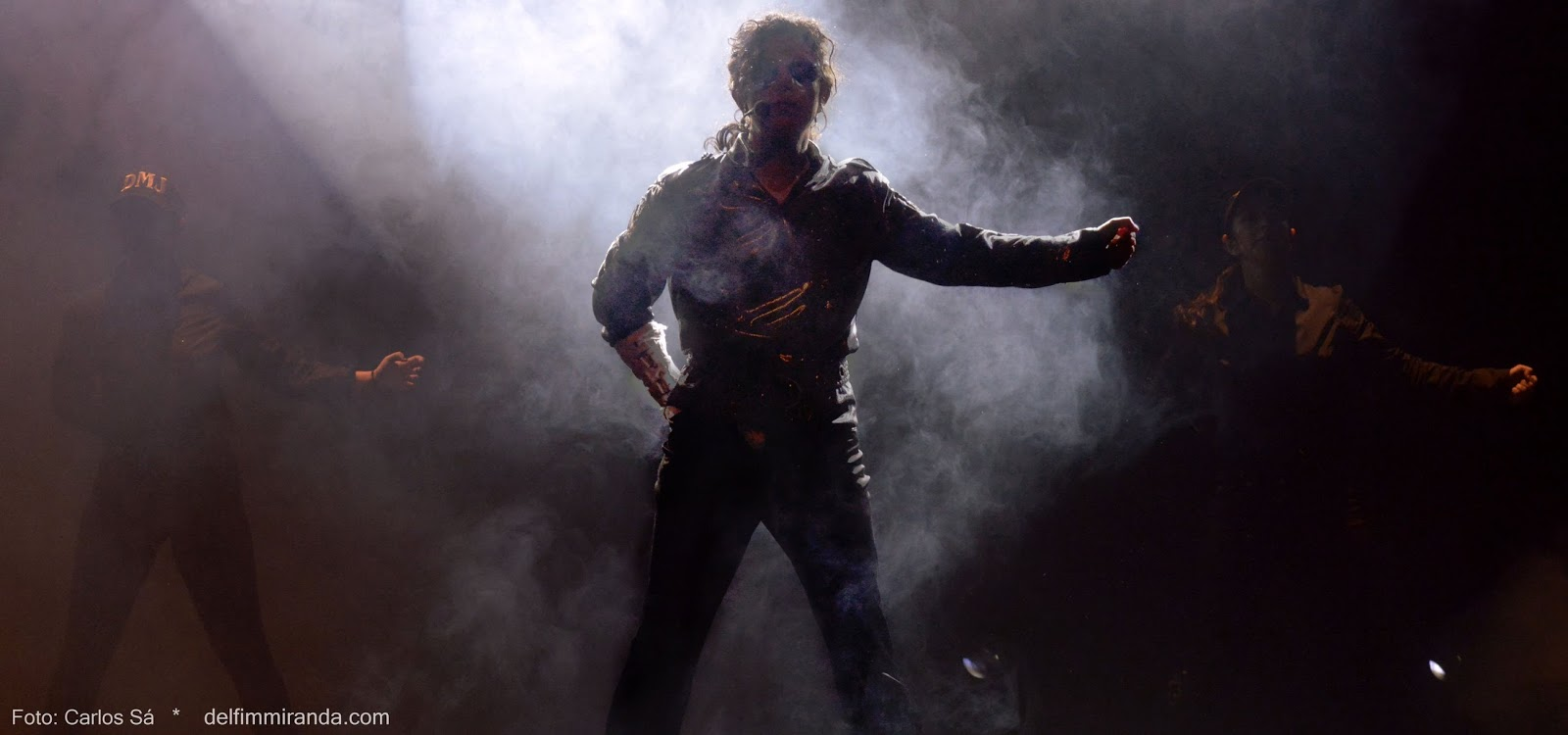 Delfim Miranda - Michael Jackson Tribute - The Drill - Start sequence of live show
