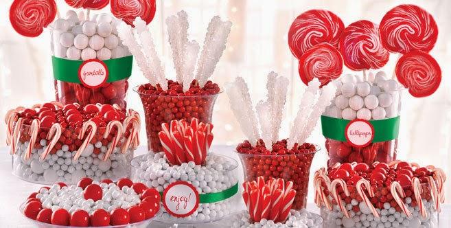 3 ideas para armar tu mesa dulce de navidad swikar candy