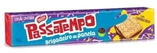 Novo Sabor Passatempo Brigadeiro de Panela Lançamento Nestlé 2019 - Edição Limitada