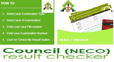 Check NECO Results Here