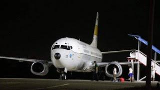 Pesawat Boeing Milik TNI AU