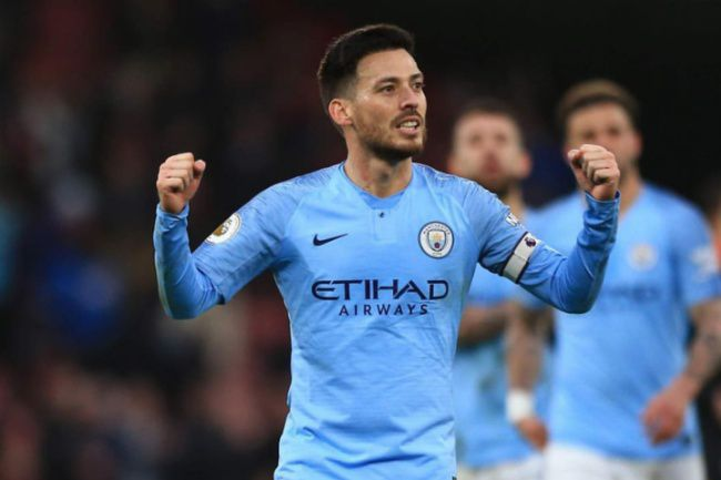 David Silva Sampaikan Niatnya Tinggalkan Manchester City Musim Depan
