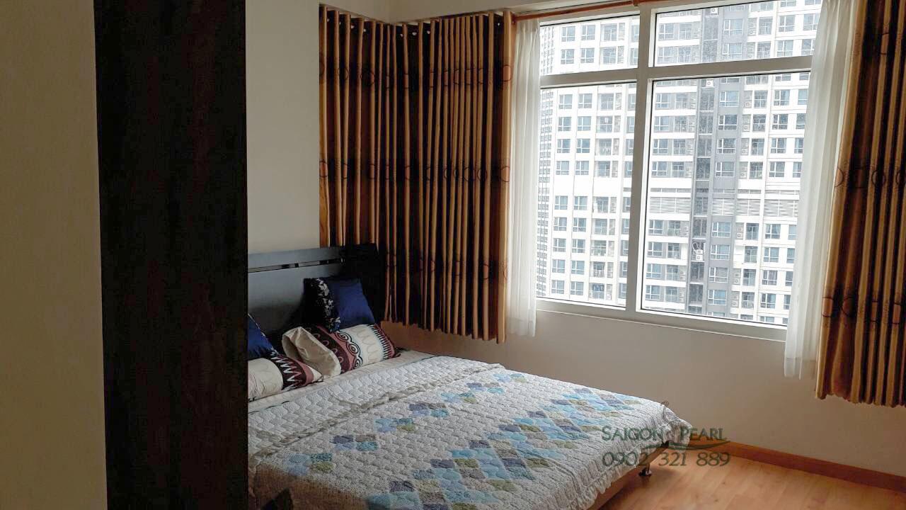 Saigon Pearl Ruby 2 cho thuê căn hộ 86m2 view công viên - hình 3