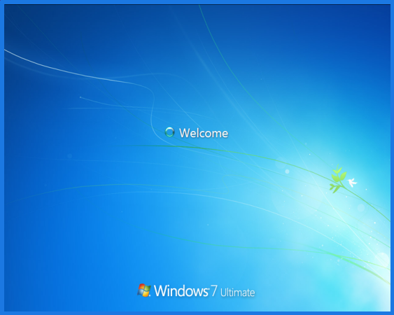Windows 7 installation from USB