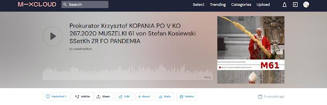 https://www.mixcloud.com/sowafrankfurt/prokurator-krzysztof-kopania-po-v-ko-267-2020-muszelki-61-von-stefan-kosiewski-ssetkh-zr-fo-pandemia/