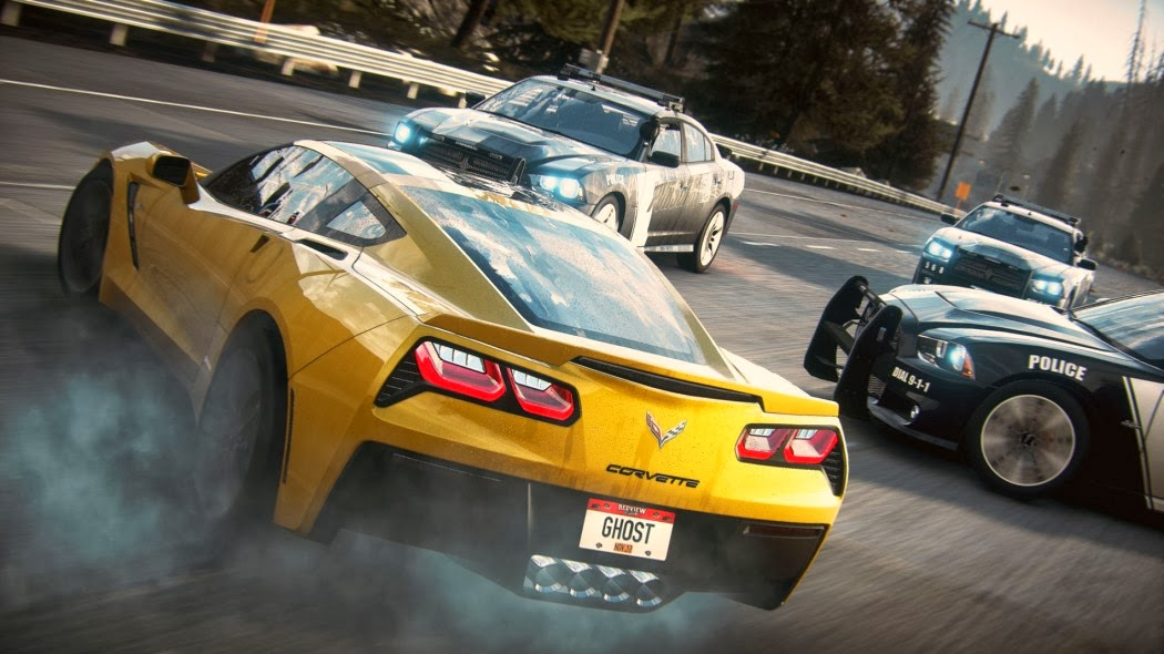 need for speed rivals cracked game
